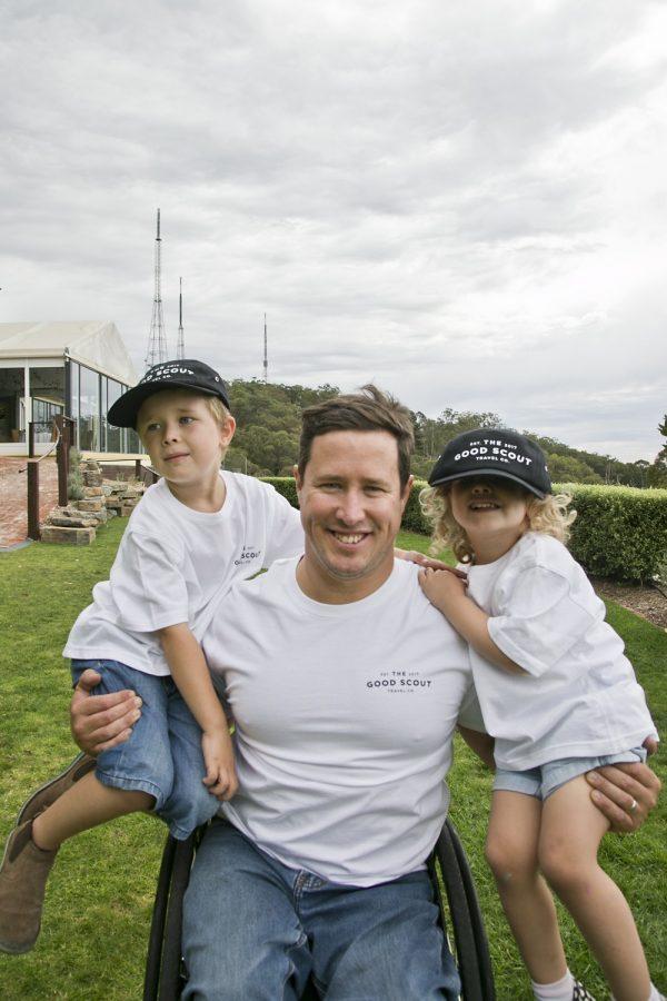 Scott & kids