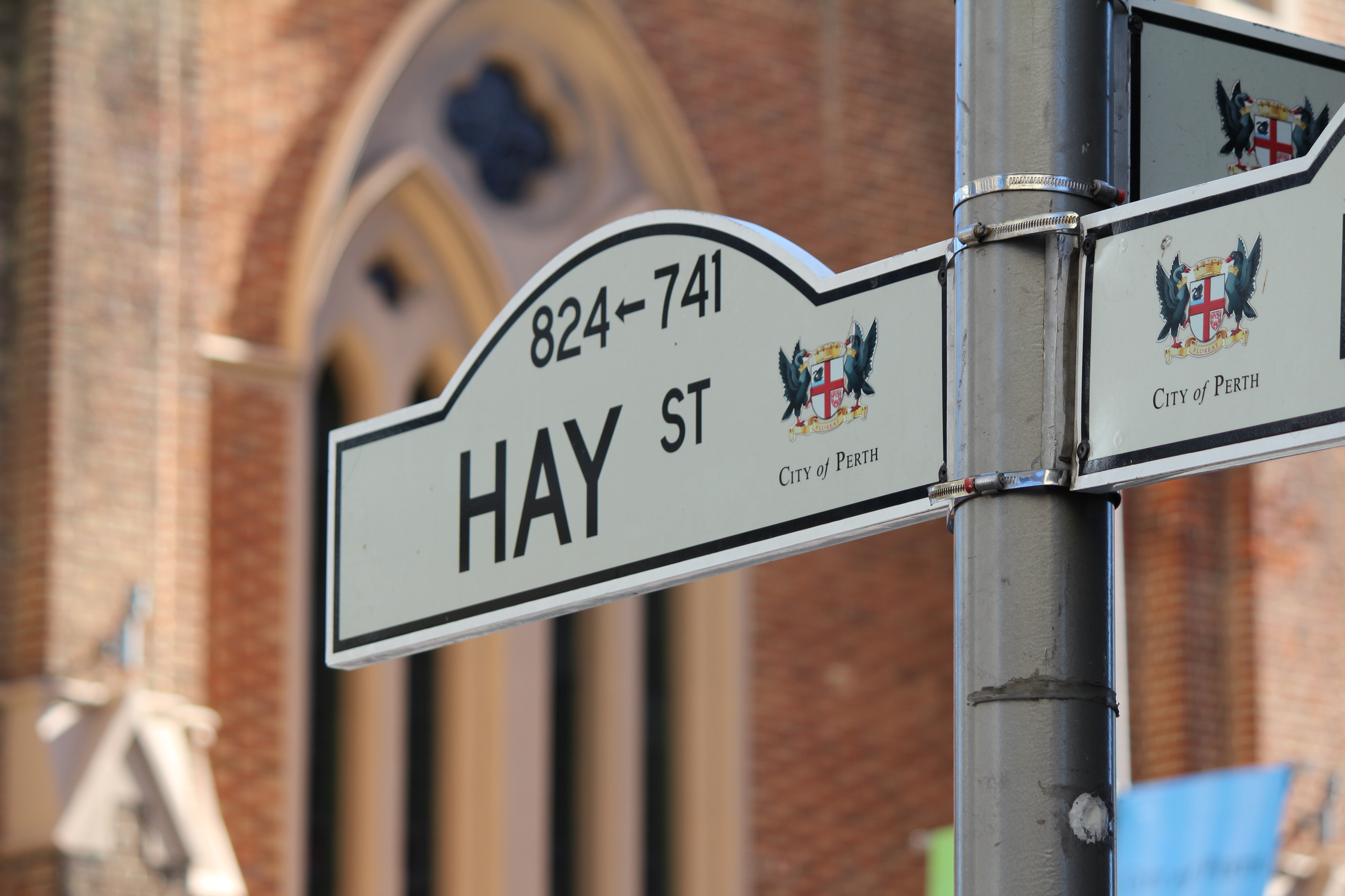 Hay st, Perth