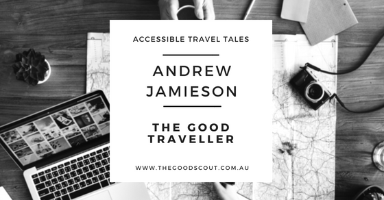 Andrew Jamieson - The Good Scout