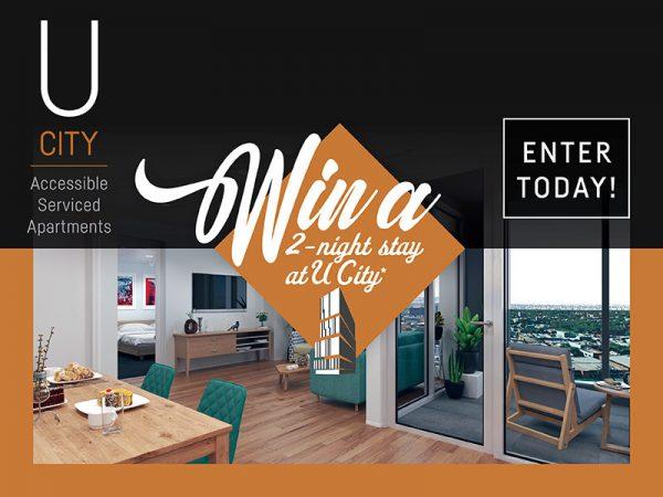 Win a Stay at U City